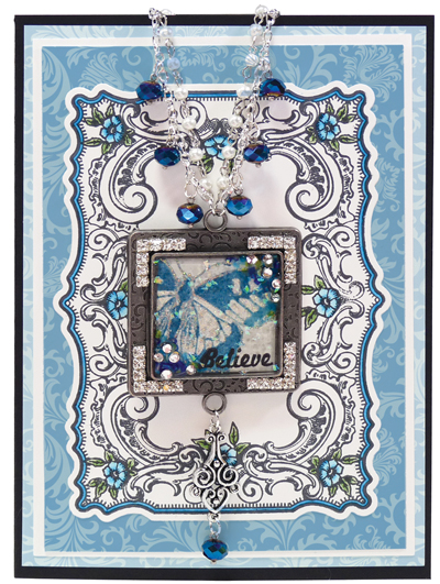 Special Gifts VIntage Labels HEIDI necklace card web