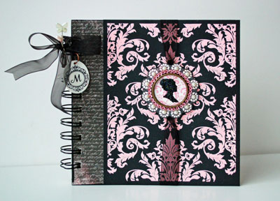Grand Damask Note Bk Margie web