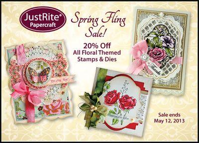 JR Spring Fling Sale Blog ad