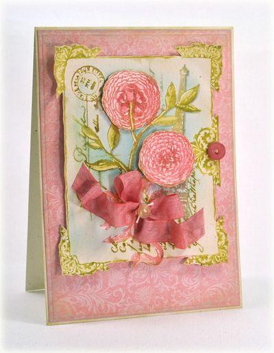 Debbie Olson Botanical Postcards
