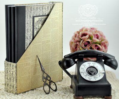 Set of Journals - Becca Feeken