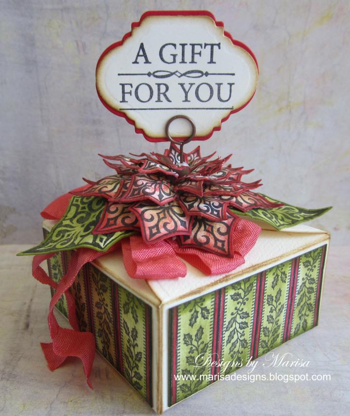 Marisa Job Gift Box