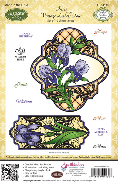 CL-04530_Irises_Vintage_Labels_Four._LG