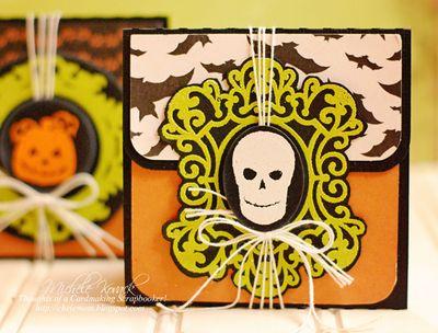 Halloweenpacketskull
