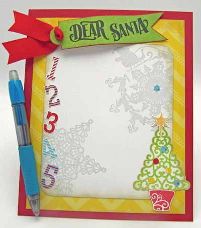 Christmas Magic Barb Schram -- with pen