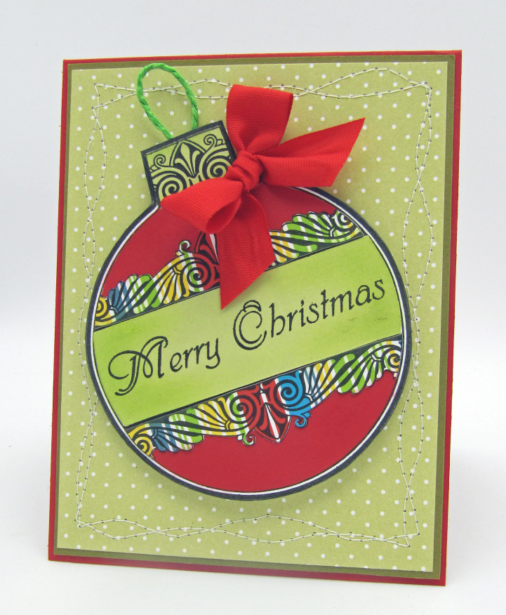 Barb Schram Heritage Christmas Ornaments