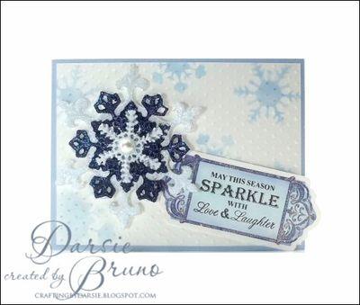 Darsie Bruno Christmas Vintage Labels Four