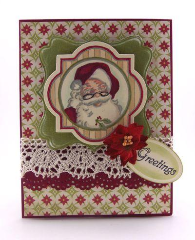 Sheri Holt Santa Claus