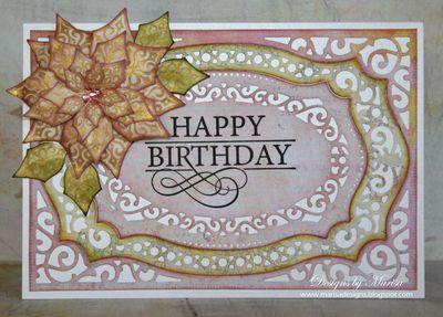 Marisa Job Grand Birthday Sentiments