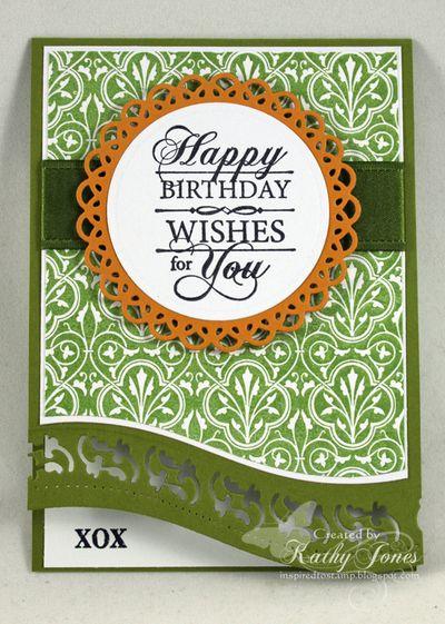 Grand Birthday Sentiments Kathy Jones