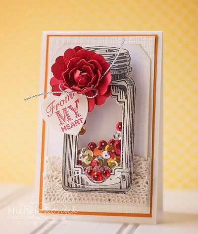 Baking Antique Tags One Michele Kovack