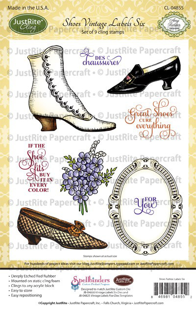 JR CL-04855_Shoes_Vintage_Labels_Six_LG