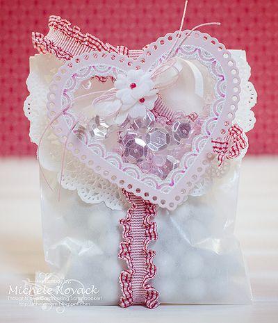 Sweet Hearts Michele Kovack Treat Bag