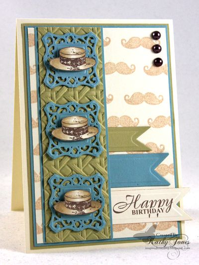 Haberdashery Vintage Labels Five Kathy Jones
