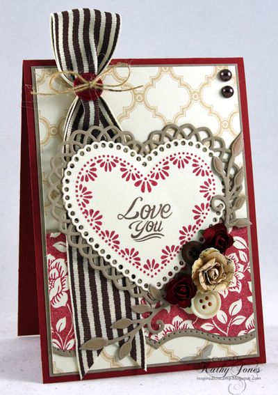 Sweet Hearts Kathy Jones