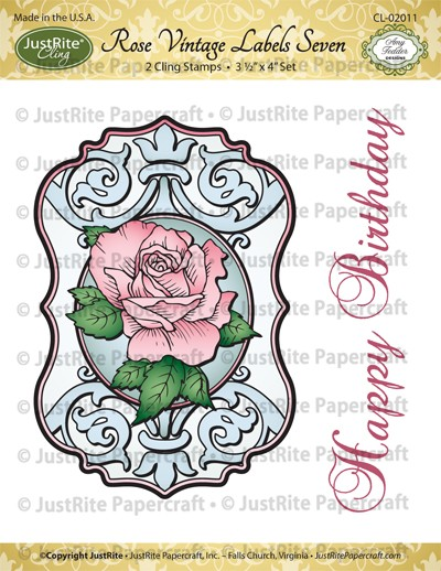 CL- 02011_Rose_Vintage_Labels_Seven