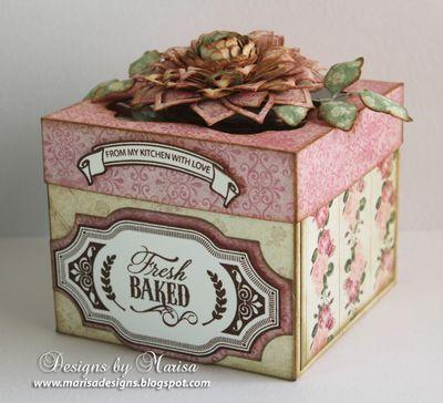 Marisa Job Bakery Labels