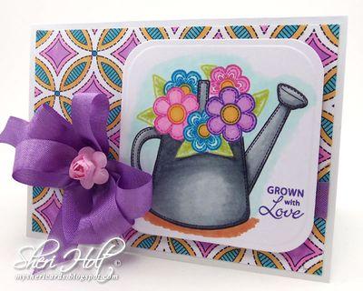 JustRite Garden Tools by Sheri Holt