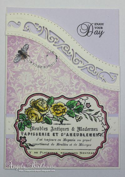 Angela Barkhouse Rose Bouquet
