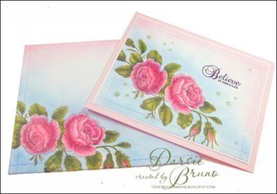 Darsie Rose Bouquet
