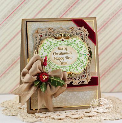 Becca Feeken Merry Wishes