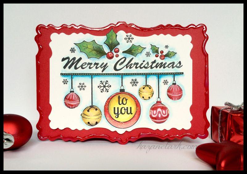 Kazan Clark Merry Christmas Card (3)