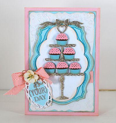 Cupcakecard Eva UWM