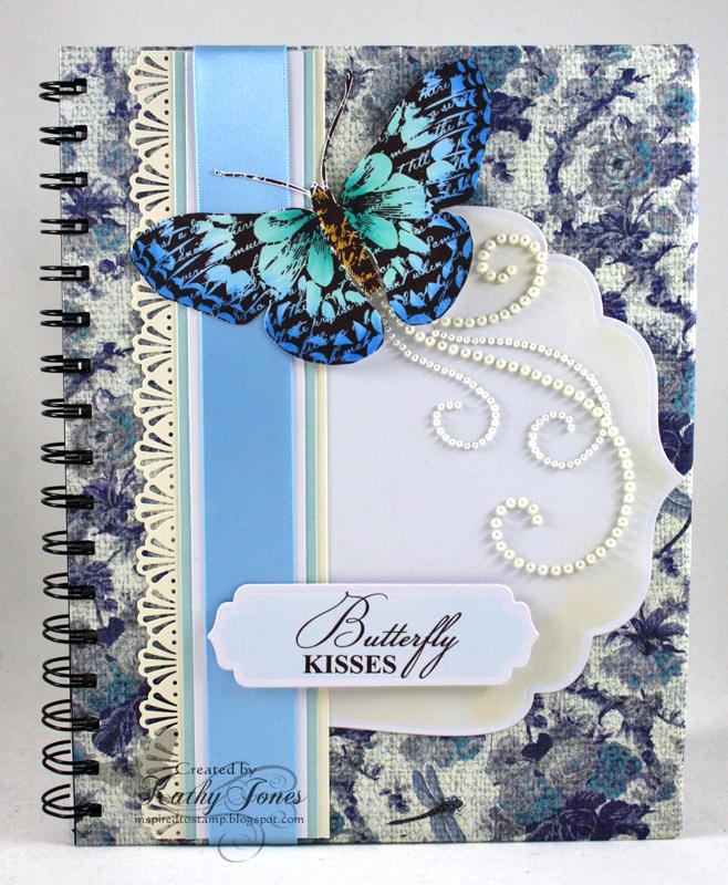 ButterflyKissesJournalWMkaj