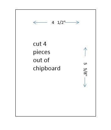 Diagram Tissue Box