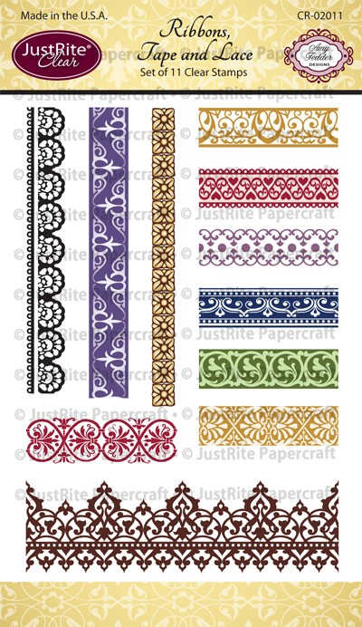 CR-02011_Ribbons_Tape_and_Lace_Clear_Stamps