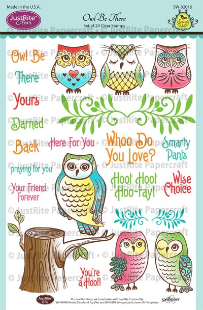 SW-02016_Owl_Be_There_Clear_Stamps