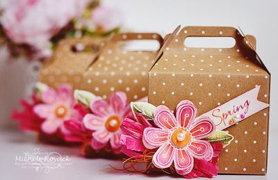 StitchedFlowersspringflingbox- Michele Kovack