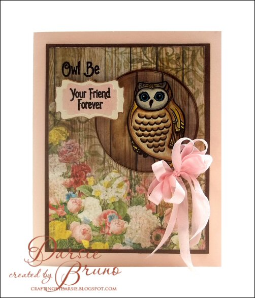 Owl Be There Darsie Bruno