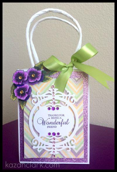 Friend Gift bag Kazan Clark
