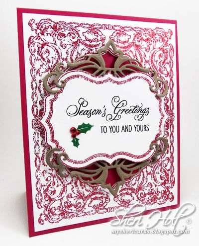 Sheri Holt Heirloom Flourish Two