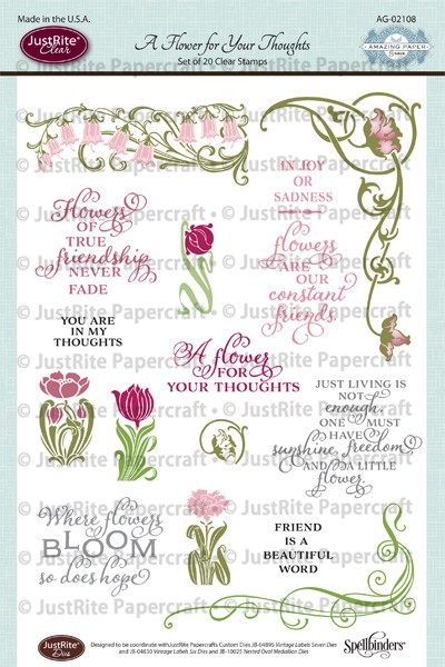 AG-02108_A_Flower_for_Your_Thoughts_Clear_Stamps