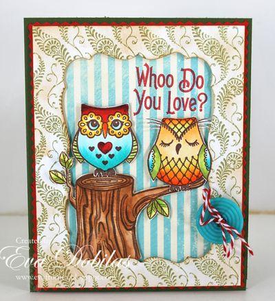 Owl Be There Eva Dobilas