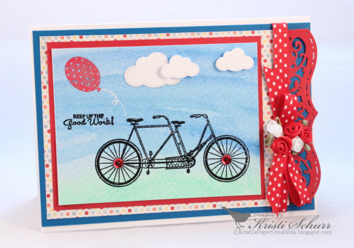JustRite_Bicycle_Built_For_Two_Cling_Stamps_Kristi_Schurr
