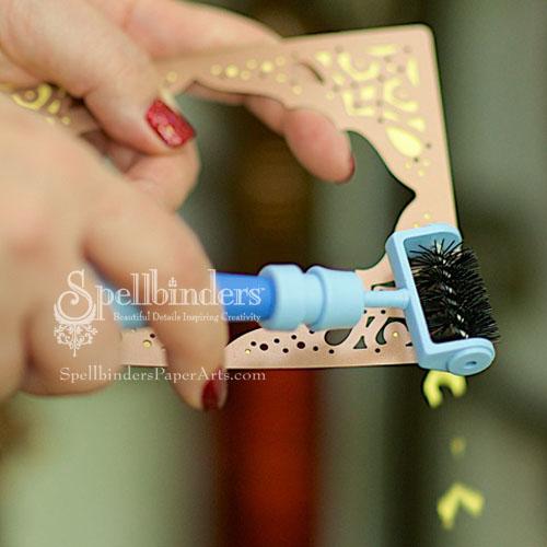T-001 Roller Brush