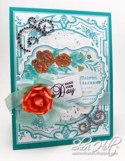 Sheri Holt Rose Bouquet