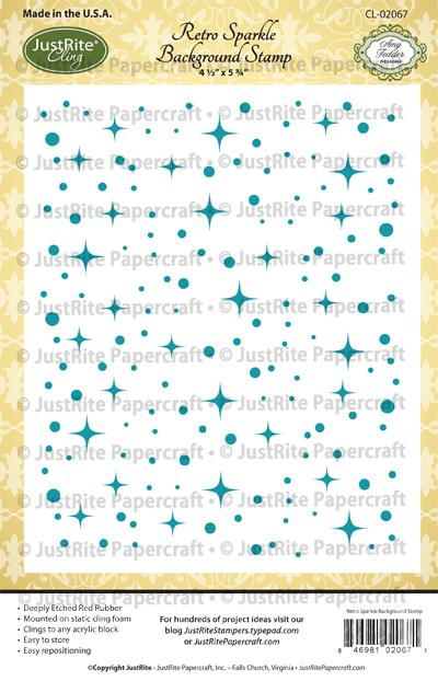 CL-02067_Retro_Sparkle_Cling_Background_Stamp_LG