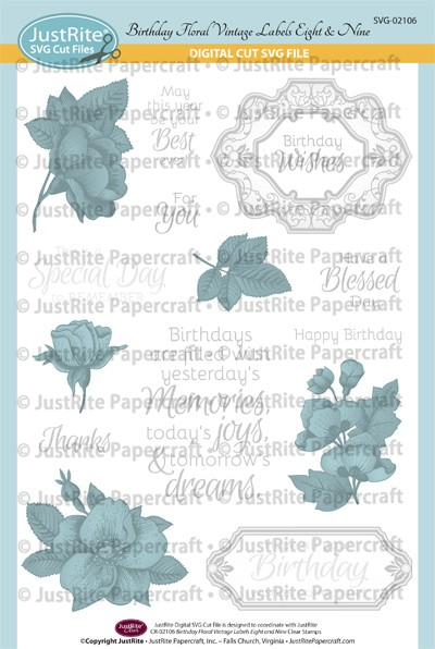 SVG-02106_Birthday_Floral_Vintage_Labels_Eight_and_Nine_WEB
