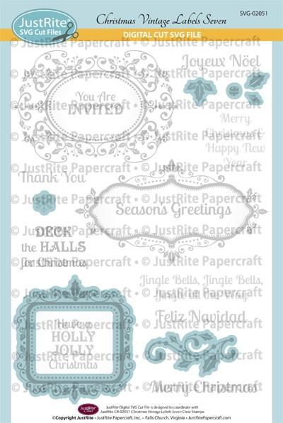 SVG-02051_Christmas_Vintage_Labels_Seven_SVGWEB