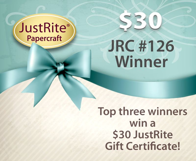 JRC #126 Gift Certificate Announcement