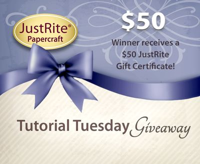 JR Tuesday Tutorial Gift Certificate 50