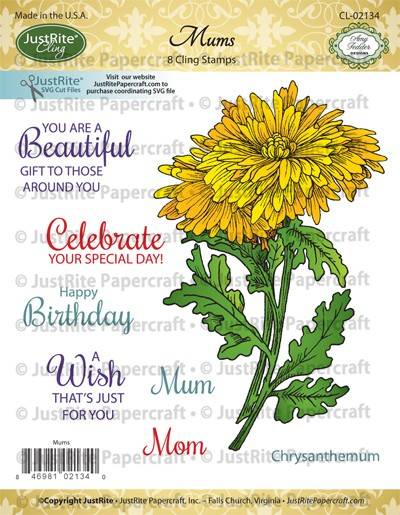 CL-02134_Mums_Cling_Stamps