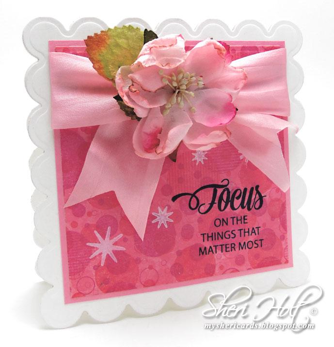 Sheri Holt Bokeh Cards....