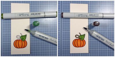 Pumpkin color 3