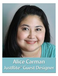 GUEST DESIGNER Alice Carman
