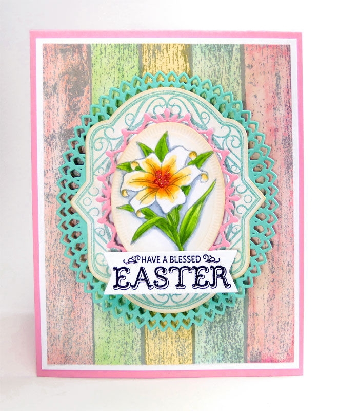 Easter Rejoice and be Glad